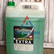 Антифриз ЛЮКС зеленый,  5 кг. (оптом от 25 шт)